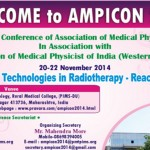 AMPICON 2014, 35th Annual Conference of Association of Medical Physicists of India