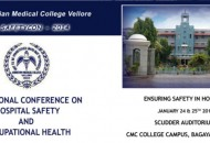 National Conference on Hospital Safety and Occupational Health, 2014