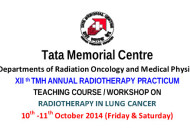LUNG PRACTICUM Workshop and Course by Tata Memorial Hospital, Mumbai