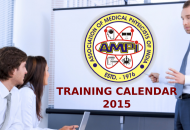AMPI TRAINING CALENDAR, 2015