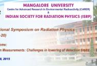 NSRP -20: National Symposium on Radiation Physics, Oct 28-30, 2015