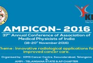 AMPICON 2016 Conference, Hyderabad