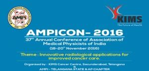 AMPICON 2016 Conference, Hyderabad