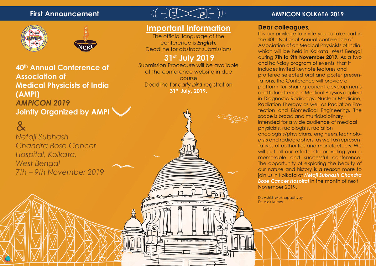 AMPICON 2019 First Announcement | Association of Medical